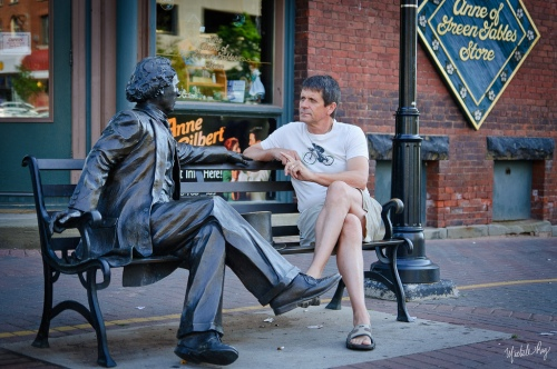 Have a conversation with one of the Father's of Confederation while you're in Charlottetown (photo by micheleroy56 via Flickr).